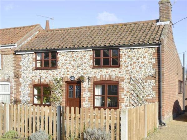 Heathcote Cottage in Norfolk