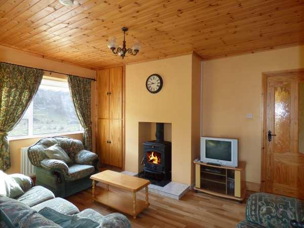 Heather Cottage in County Donegal