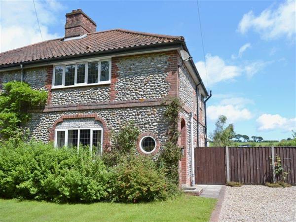 Heather Cottage in Norfolk