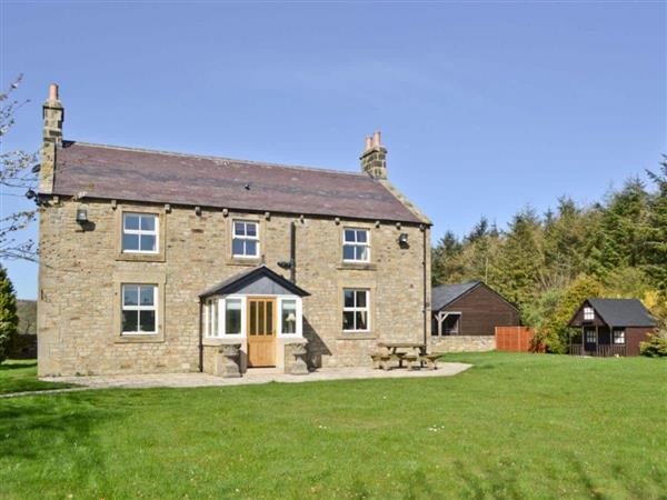 Heathery Edge Farm in Northumberland