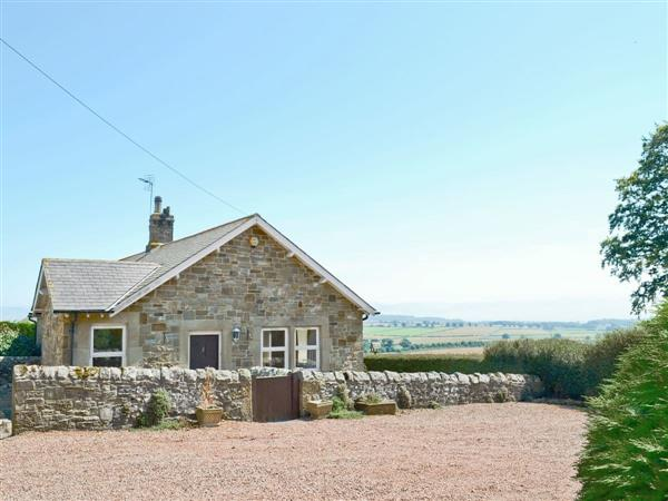 Heckley Cottage in Northumberland