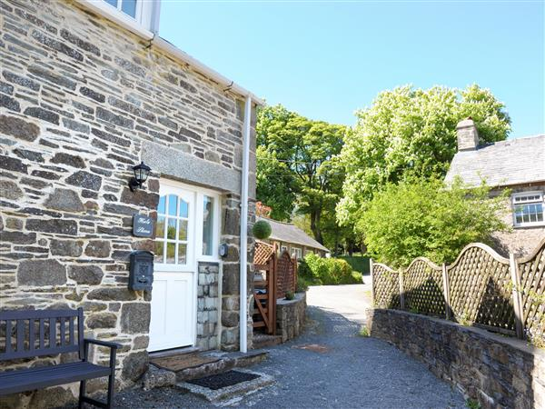 Hele Stone Cottage in Cornwall
