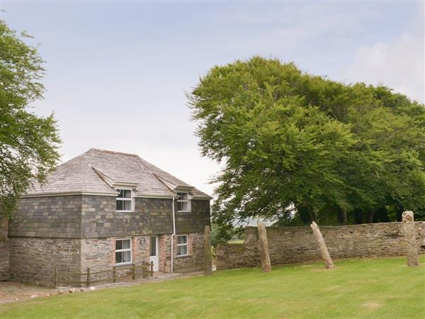 Helland Barton Farm - Goose Cottage in Cornwall