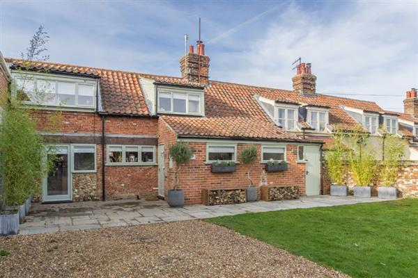 Hemingford Cottage from Norfolk Hideaways