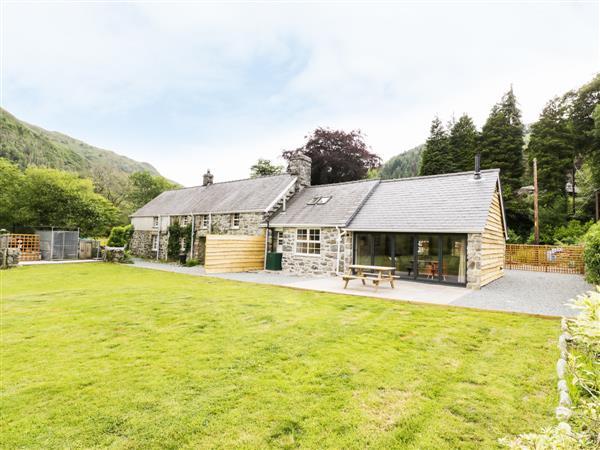 Hen Gelligemlyn - The Annexe in Gwynedd