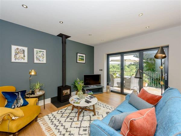 Hen Harrier Lodge in Abbeystead, near Lancaster, Lancashire
