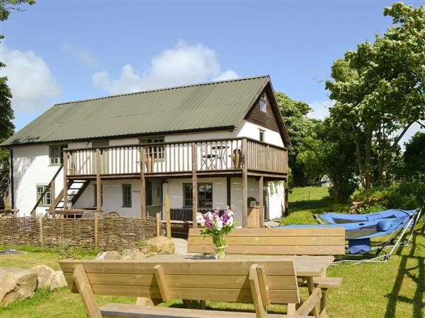 Hendra Croft Farm - Fleurs Cottage in Cornwall