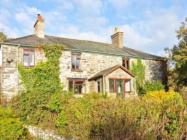 Hendre Aled Farmhouse, Clwyd