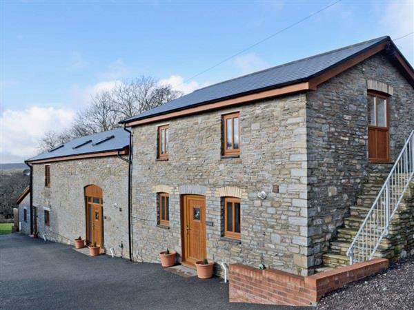 Hendrelas Farm - Y Stabl in West Glamorgan