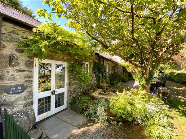 Hendy Cottage in Gwynedd