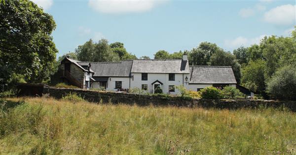 Henfaes Isaf in Denbighshire