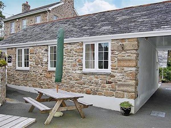 Henhouse in Cornwall