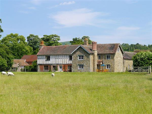 Henley Farmhouse in Shropshire