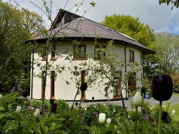 Henllys Lodge in Dyfed
