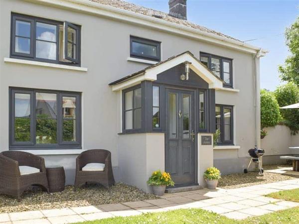 Heol Fawr Cottage in Dyfed