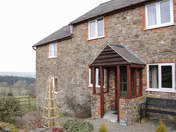 Heron Cottage in Shropshire