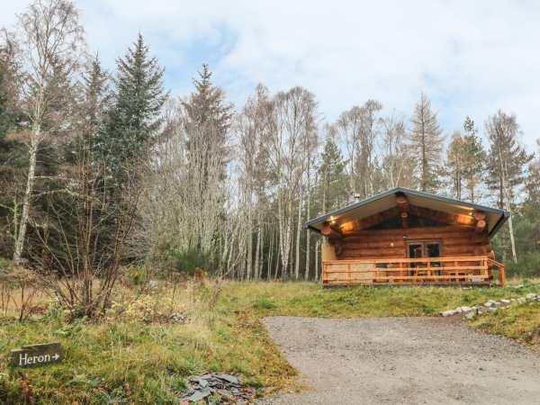 Heron Lodge in Inverness-Shire