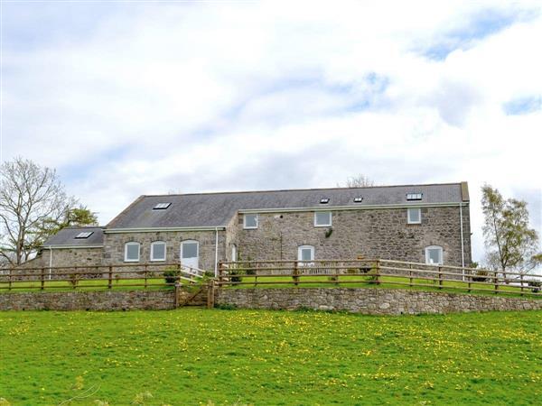 Hersedd Barns in Clwyd