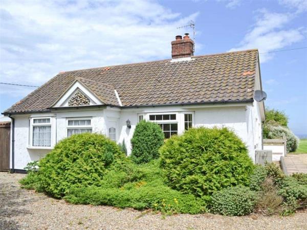 Hertsmerry Cottage in Norfolk
