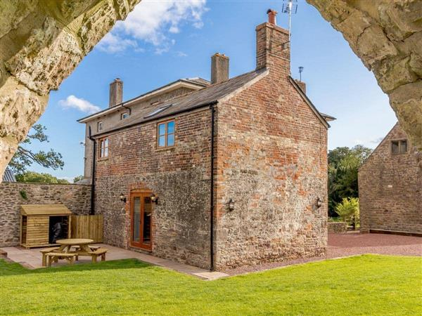 Hewelsfield Court - The Old Laundry in Gloucestershire