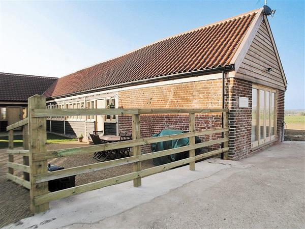 High Barn in Norfolk