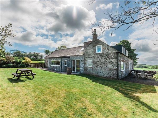 High Kirkland Holiday Cottages: Cottage 1 in Kirkcudbrightshire