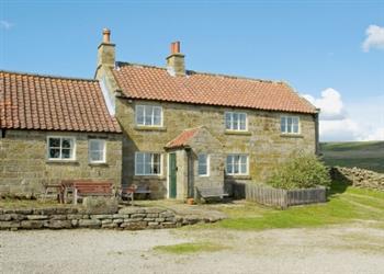 High Lidmoor Farmhouse in North Yorkshire