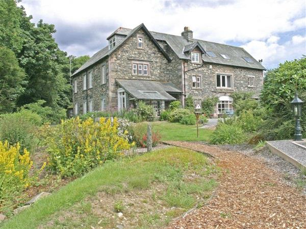 High Rigg (VB Gold Award) from Cumbrian Cottages