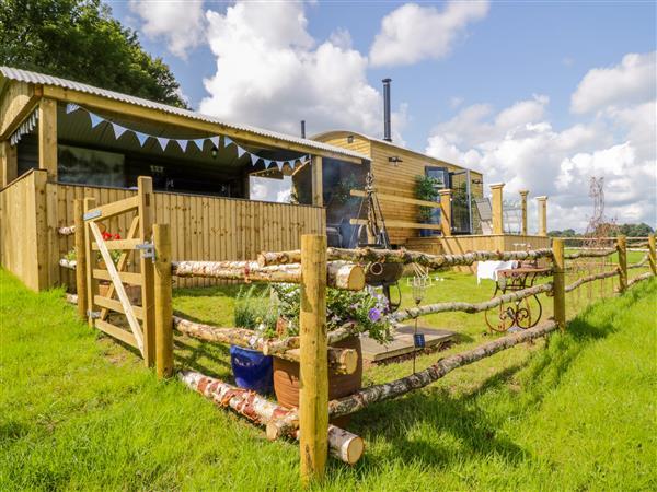 High Rigg Shepherds Retreat in Cumbria