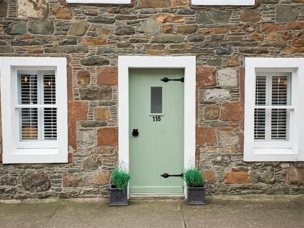 High Street in Kirkcudbrightshire