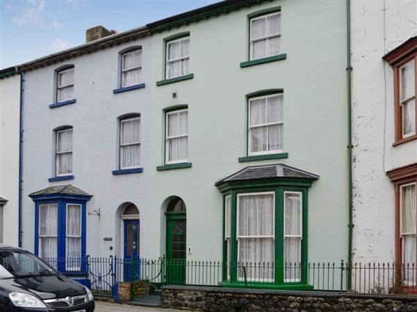 High Street in Gwynedd