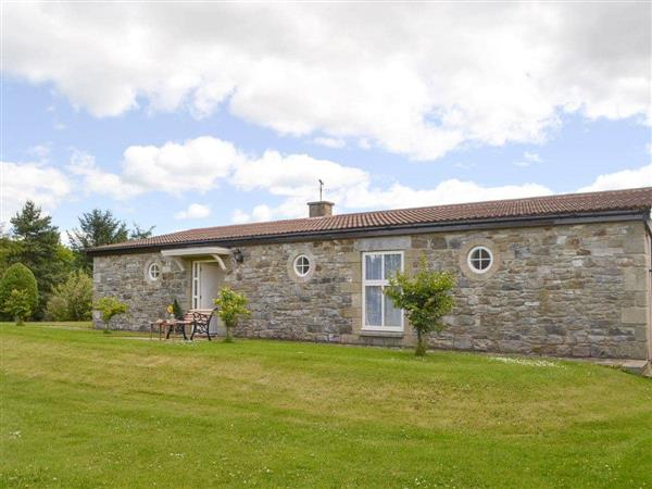 High Weldon Cottages - Lapwing Cottage in Northumberland
