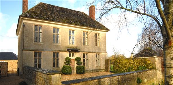 Highcroft House in Wiltshire