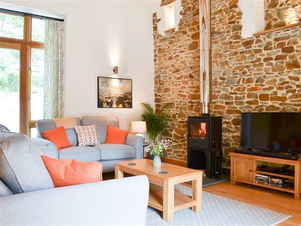 Higher Blagrove Cottages - Horse Gin in Devon