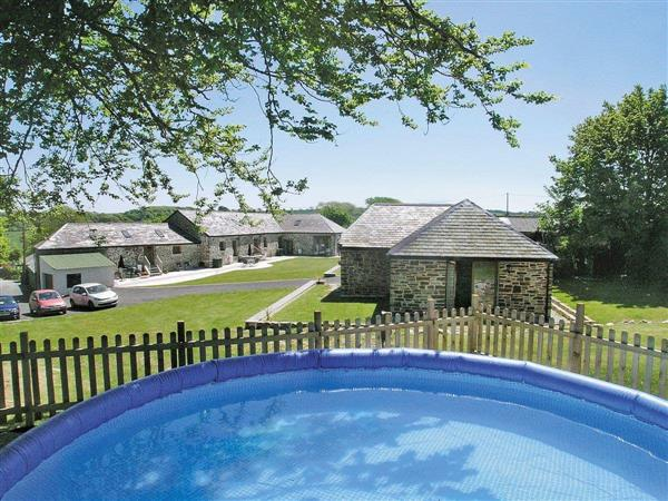 Higher Churchtown Farm - Proper Job in Cornwall
