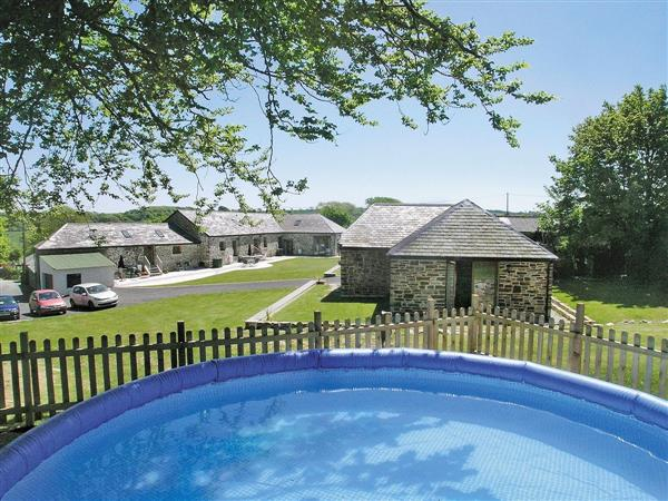 Higher Churchtown Farm - The Place 2 B in Cornwall