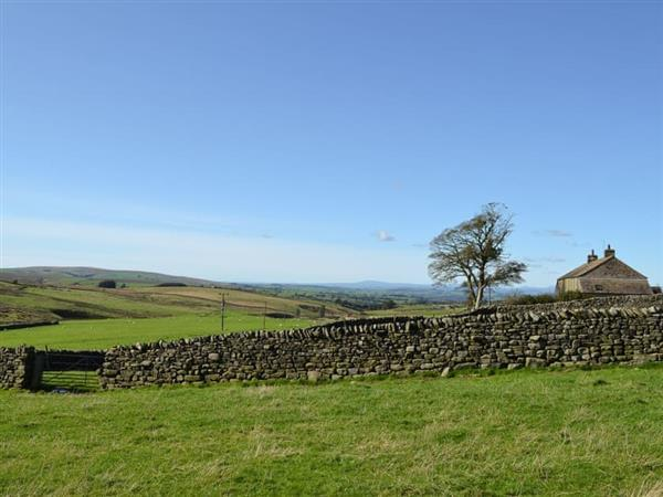 Higher Croasdale in Lancashire