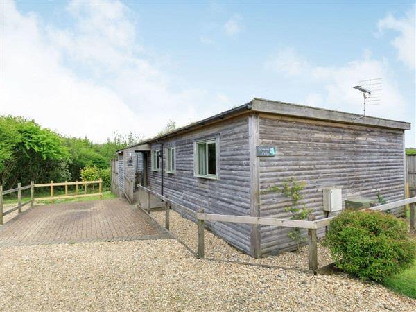 Higher Shorston Lakes and Lodges - Primrose Lodge in Devon