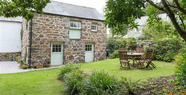 Higher Tregidden Cottages in Cornwall