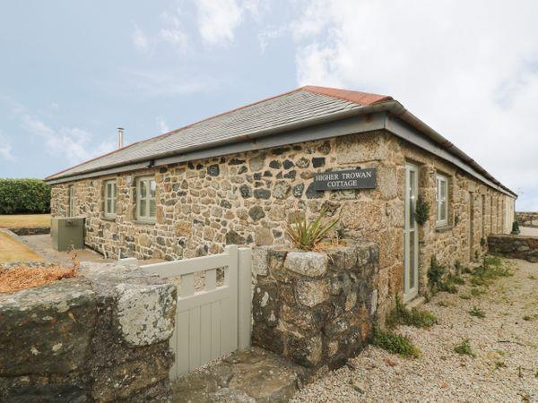 Higher Trowan Cottage from Sykes Holiday Cottages