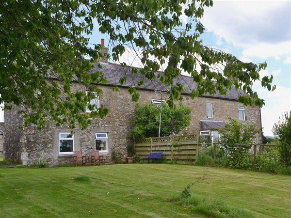 Highfield Farm Cottage in Northumberland