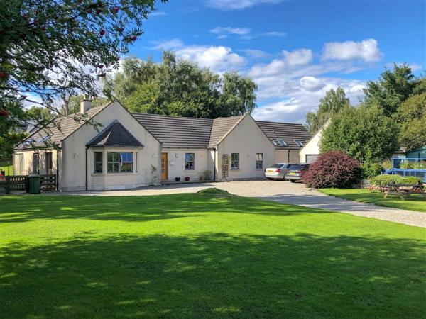 Highland Annexe in Ross-Shire