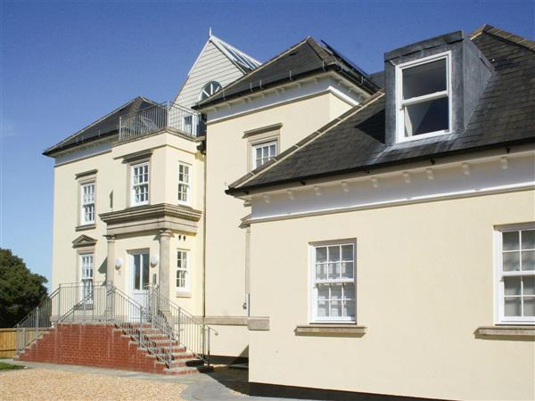 Highlands Apartment 2 in Isle of Wight