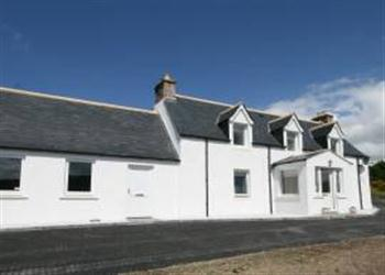 Hill Cottage in Ross-Shire