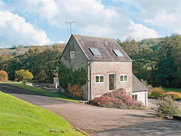 Hill Mill Cottage in Gloucestershire