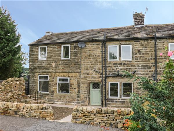Hill Top Cottage in Oakworth, West Yorkshire