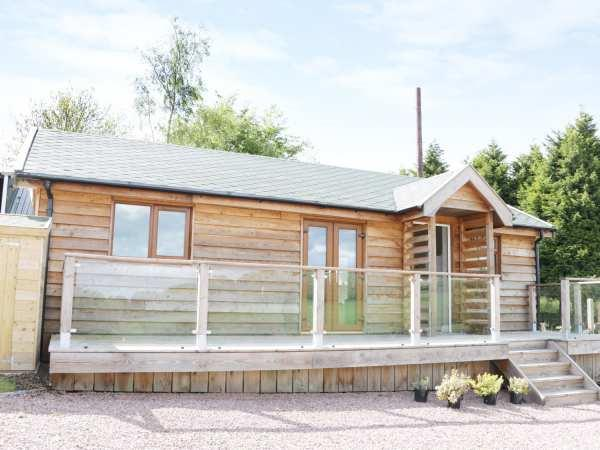 Hill View Lodge 2 in Shropshire