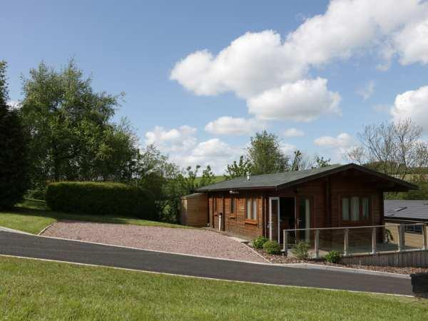 Hill View Lodge 3 in Shropshire