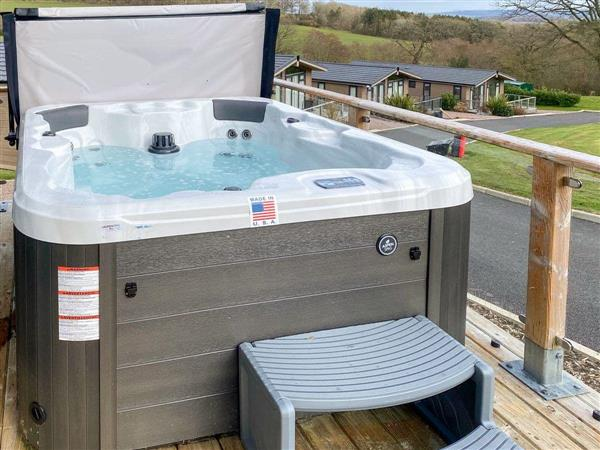 Hill View Lodges - Lodge 1 in Shropshire