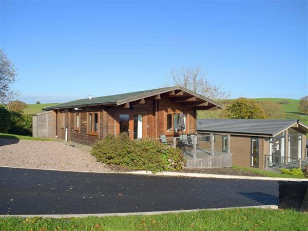 Hill View Lodges - Lodge 3 in Shropshire